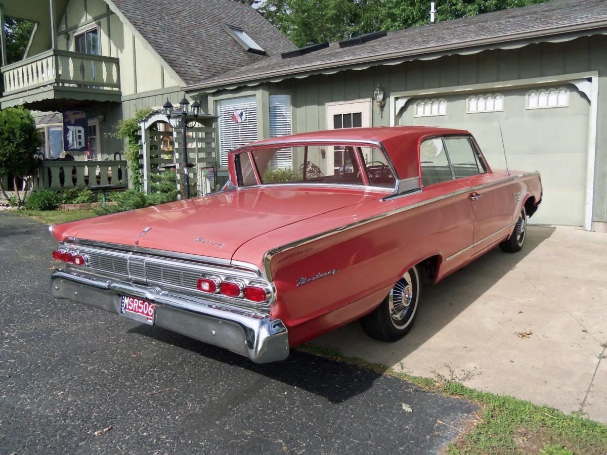 Rare Breezeway 1964 Mercury Monterey