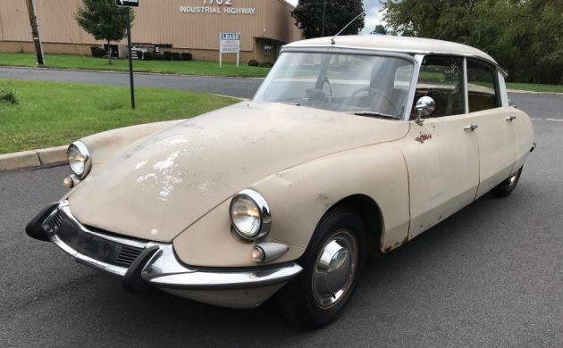 Restore or Parts Car?: 1965 Citroën DS19