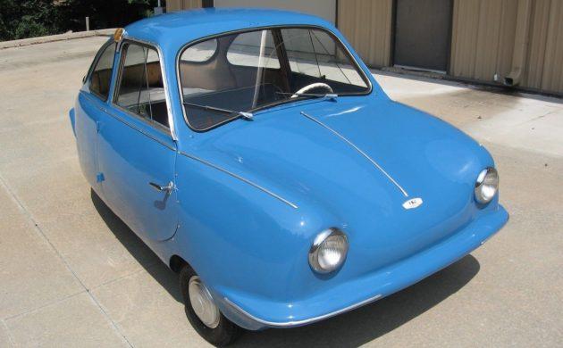 3-Wheeled Wonder: 1957 Fuldamobile S7