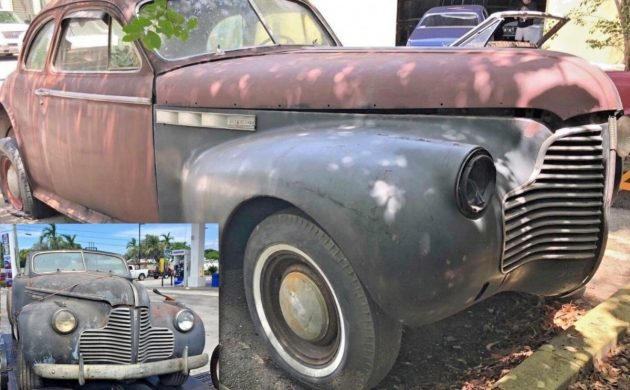 Two For One! 1940 Buick Roadmaster + Parts Car