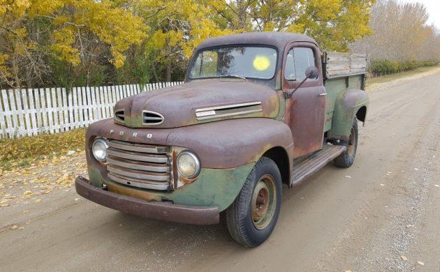 Saskatchewan Special! 1949 Ford F68 (F3)