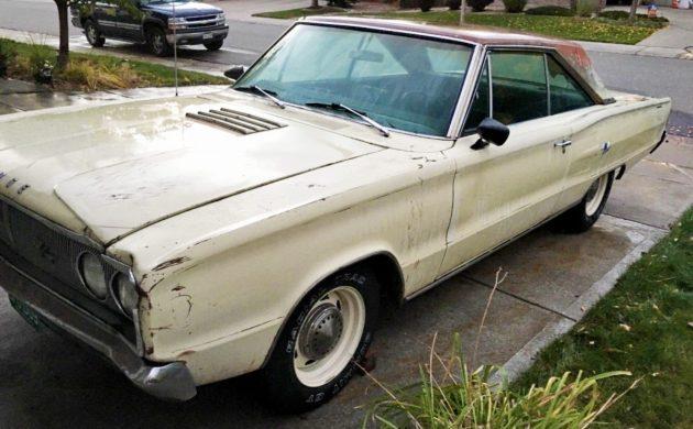 Original 440/4-speed: 1967 Dodge Coronet R/T