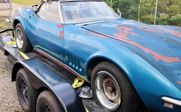 One Owner: 1968 Corvette Convertible