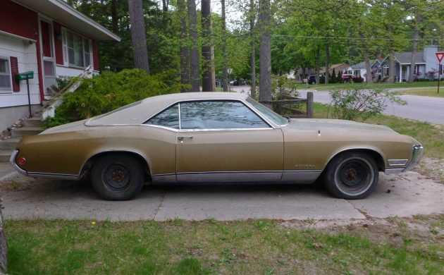 Stored Since 76 1969 Buick Riviera 360 Hp