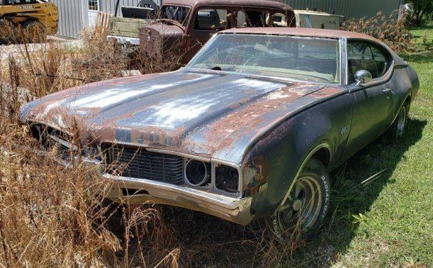Real Deal: 1969 Oldsmobile 442