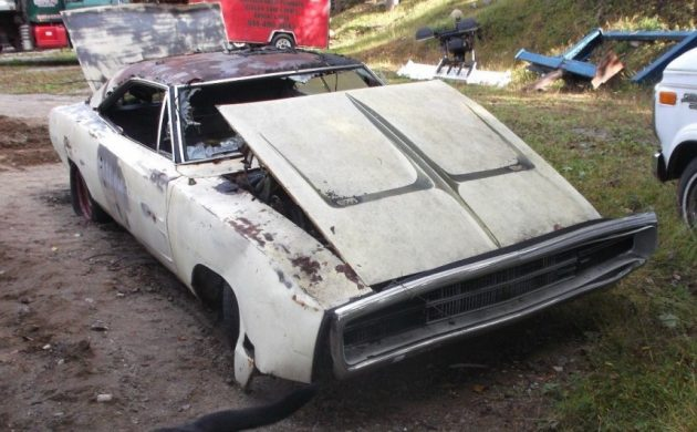 Pay You To Take It? 1970 Dodge Charger
