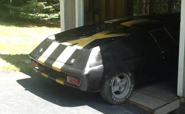 Stored Ten Years: 1971 Lotus Europa