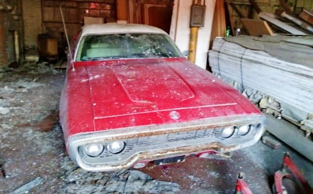Just Add Water: 1971 Plymouth Satellite
