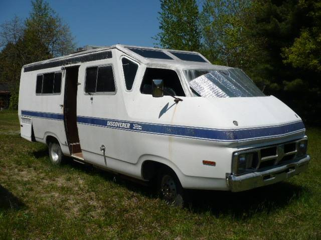 Personal Shuttlecraft Two Rectrans Discoverer Rvs