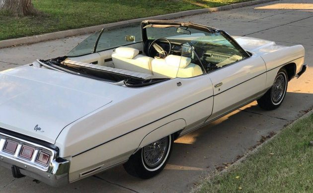 1973 impala convertible for sale craigslist big survivor: 1973 chevrolet caprice convertible suzuki rl beamish trials motorcycle for sale craigslist