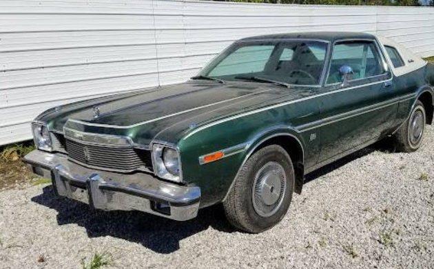 Less Than 11K Miles: 1977 Dodge Aspen SE