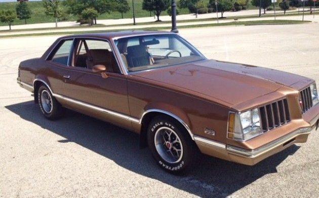 Seller's First Car: 1979 Pontiac Grand Am