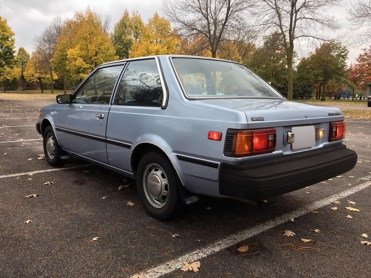 Nissan El Cajon >> $2,871 OBO: 1982 Datsun-Nissan Sentra Wagon