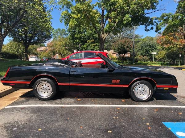 Drop Top Muscle? 1988 Chevy Monte Carlo SS