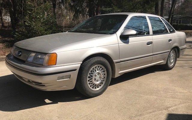 Garage Door Kit >> Poor Man's M5: No Reserve 1989 Ford Taurus SHO