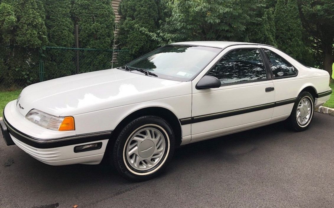Only 44k Miles 1989 Ford Thunderbird