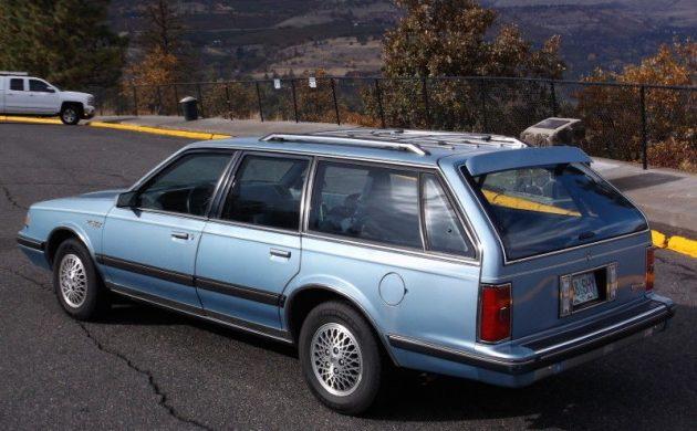 Chrysler Credit Card >> Credit Card Classic: 1989 Oldsmobile Cutlass Cruiser