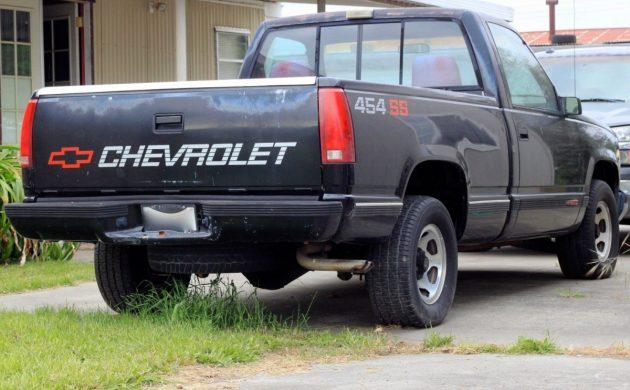 1990 Chevy 454 Mpg