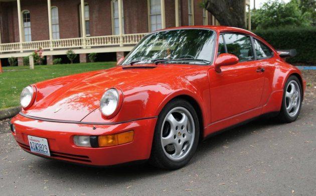 One Of 20 1992 Porsche 911 Turbo S2