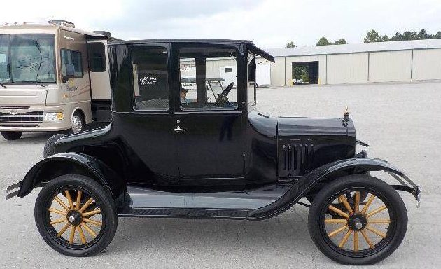 EXCLUSIVE: 1924 Ford Model T