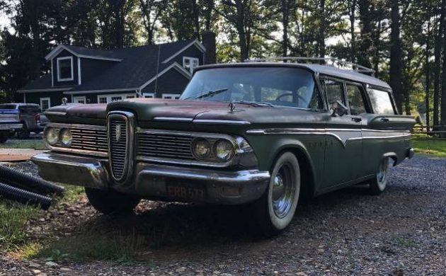 LS Swapped Sleeper: 1959 Edsel Villager