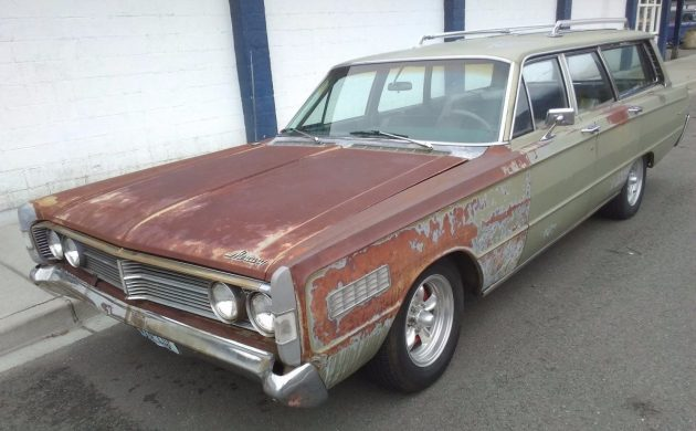 Wheels Too Much? Revived 1966 Mercury Wagon