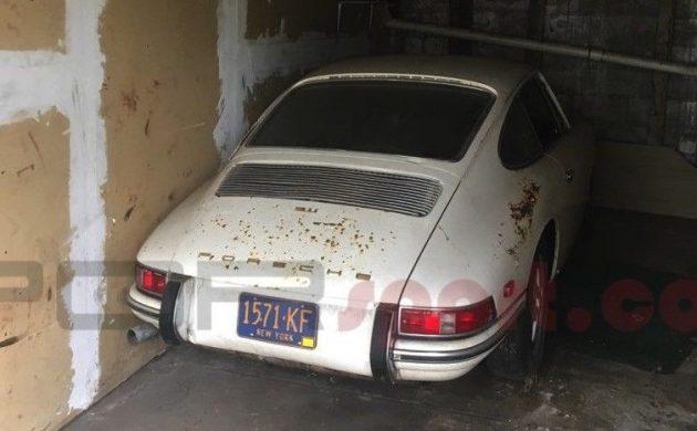 1968 Porsche 911 Garage Find With Only 15k Miles