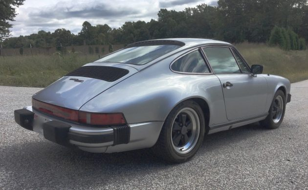 Plaid Seats: 1980 Porsche 911 SC
