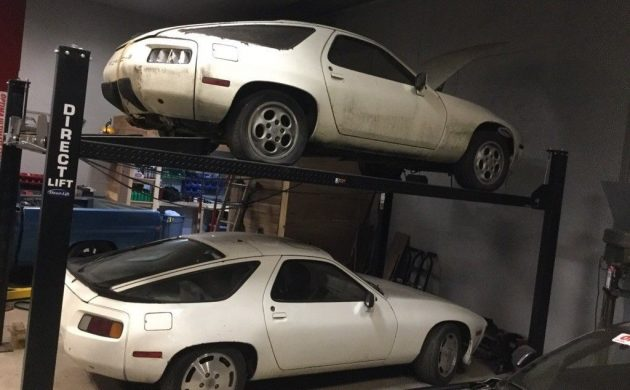 One to Build, One for Parts: 1983 Porsche 928 Combo
