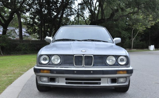 EXCLUSIVE: 1989 BMW 325is