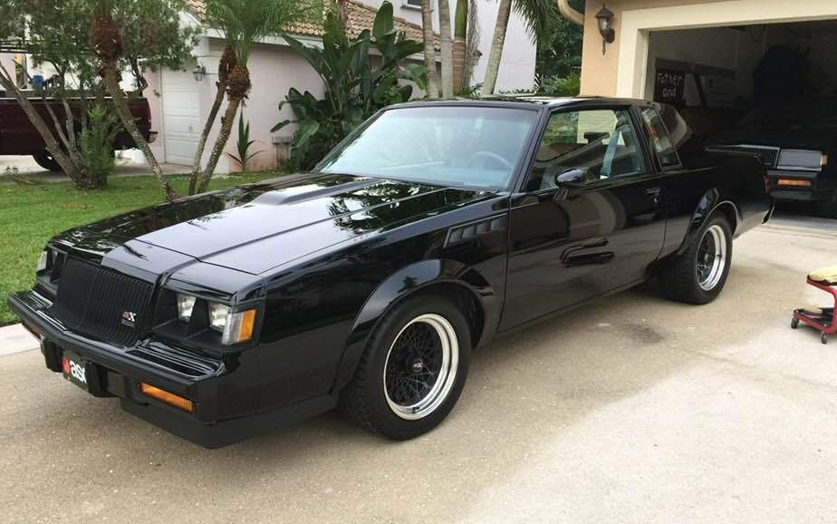 Buick Grand National Gnx For Sale >> 1 of 547: 43k Mile 1987 Buick Grand National GNX