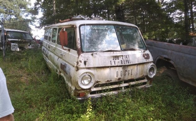 EXCLUSIVE: Ford Econoline and Dodge A100 Projects