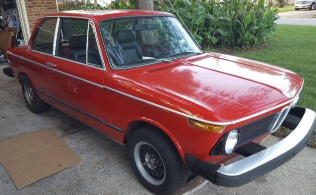 EXCLUSIVE: 1976 BMW 2002