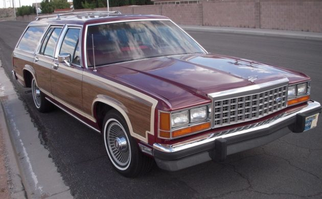 Old School, Like New: 1986 Ford LTD Country Squire