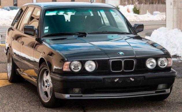 Sports Wagon: 1992 BMW M5 Touring