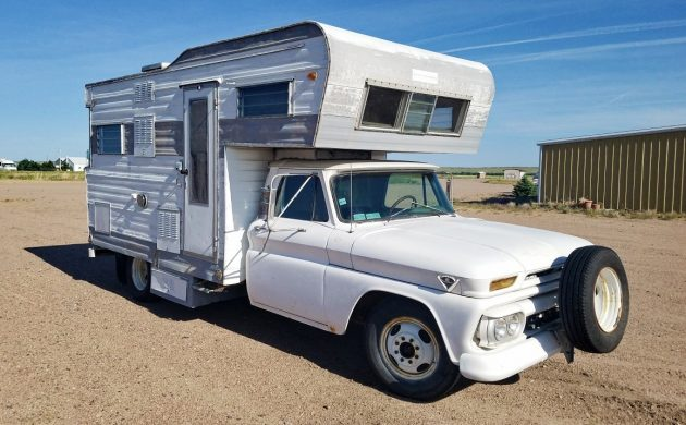 EXCLUSIVE: 1965 GMC Open Road Royale House Car