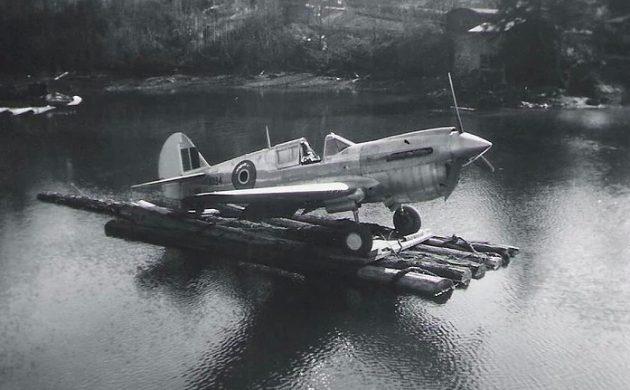 Retired Warbird: 1941 Curtiss P-40E Kittyhawk