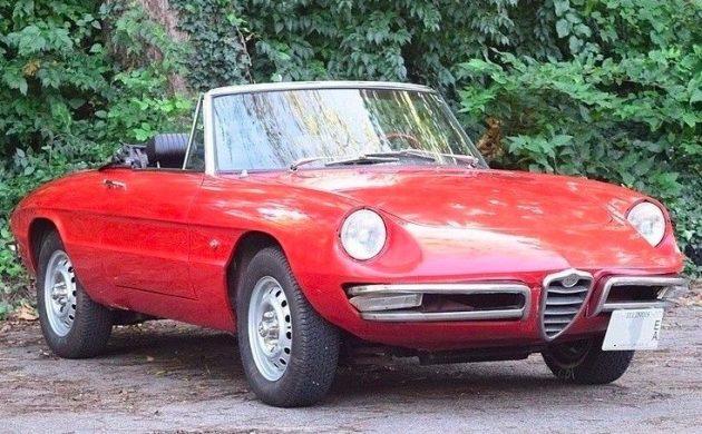 41 Years Owned: 1966 Alfa Romeo Duetto