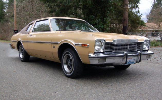 70,000 Genuine Miles: 1977 Dodge Aspen