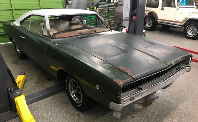 Bullitt Memories: 1968 Dodge Charger