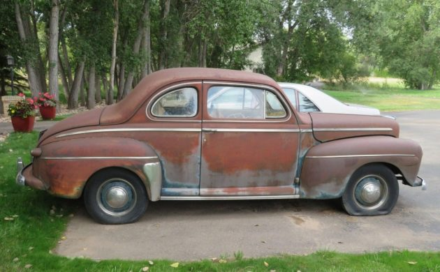 Restore or Rod? 1946 Ford Coupe