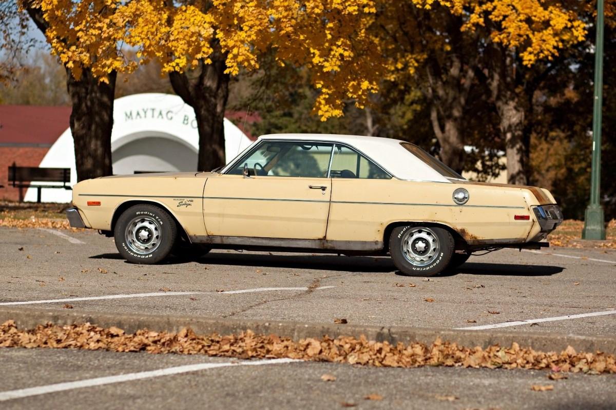 Dodge swinger motor home join