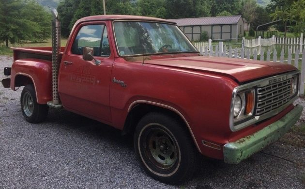 Worth It? 1978 Dodge Lil Red Express