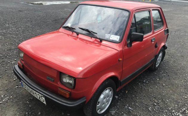 Petite and Polish: 1988 Fiat 126P