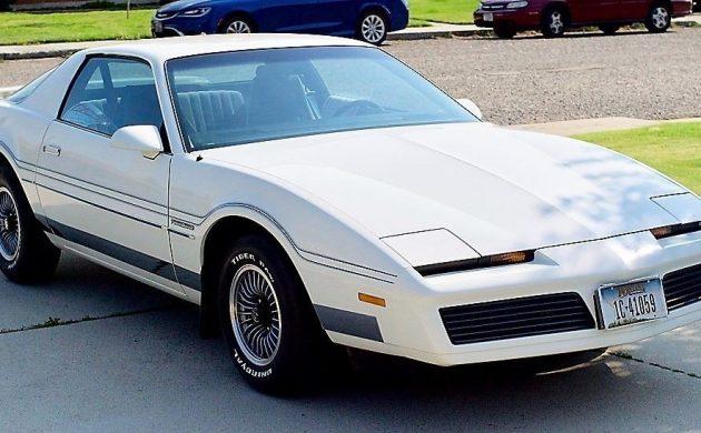 14,800 Miles: 1983 Pontiac Firebird