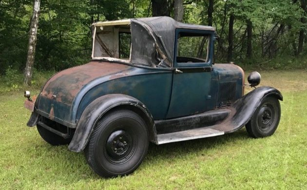 Runs and Drives: 1928 Ford Model A