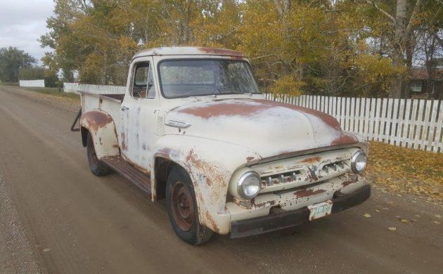 All Original: 1953 Ford F250 Pickup
