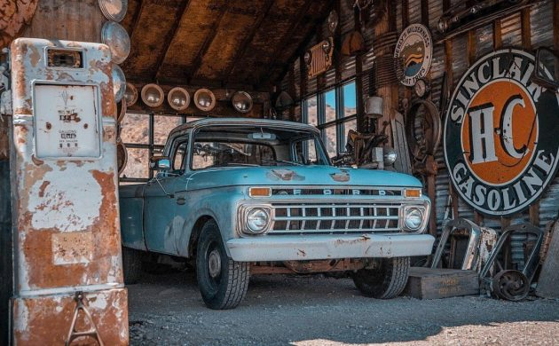 Hollywood Cachet: 1965 Ford F100