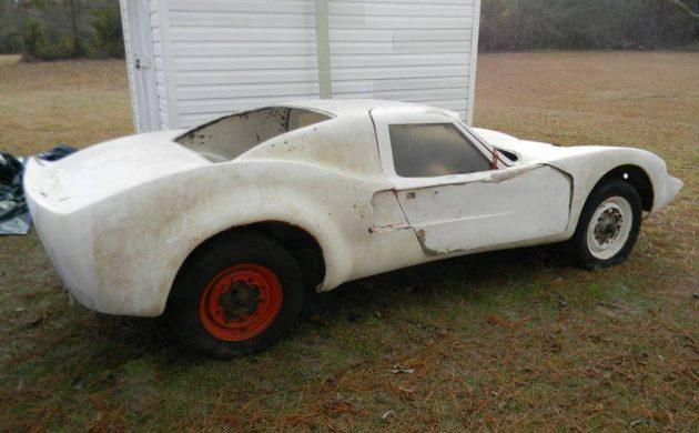 GT40 Replica Kit: 1965 Volkswagen Ferrer GT