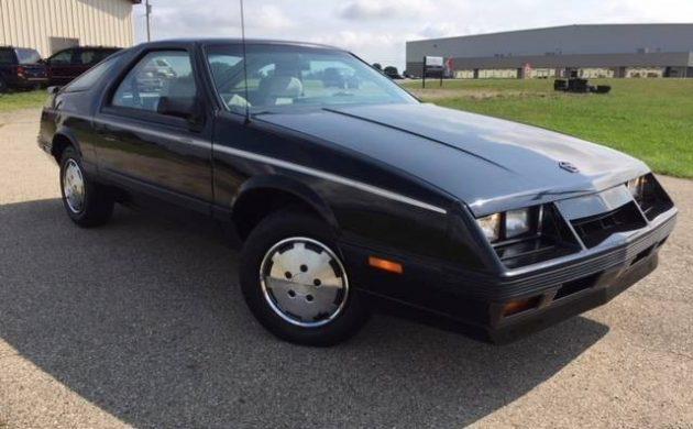 Stored For Years: 1985 Chrysler Laser